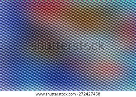 digitally generated image of colorful black background with blurred various color lines, technology concept - stock photo