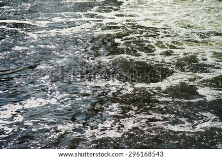 dike water river