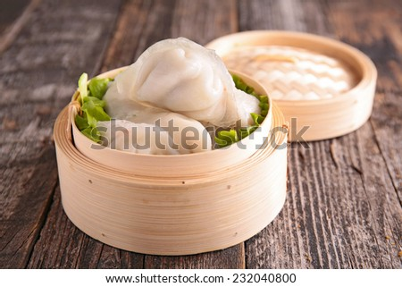 dimsum - stock photo