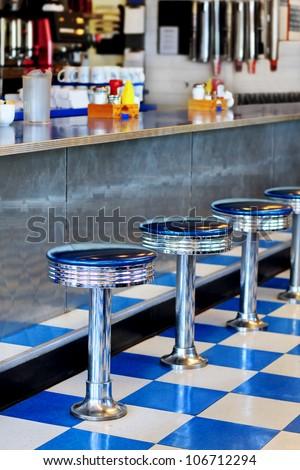 Diner - stock photo
