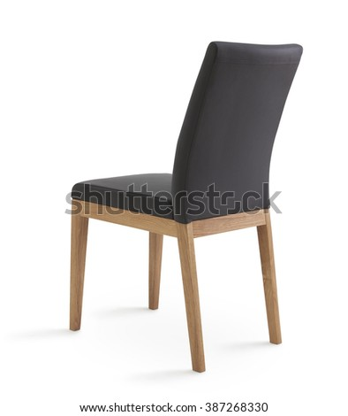 Dining chair - stock photo