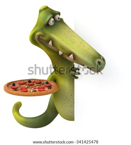 Dinosaur - stock photo