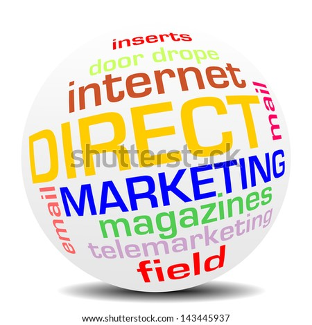 direct marketing word sphere