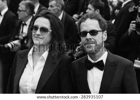 Director Ethan Coen attends the 'Mad Max: Fury Road' premiere during the 68th annual Cannes Film Festival on May 14, 2015 in Cannes, France.