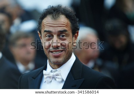 Director Matteo Garrone attends Closing Ceremony & Therese Desqueyroux Premiere at Palais des Festivals on May 27, 2012 in Cannes, France. - stock photo