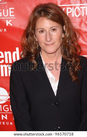 Director NICOLE HOLOFCENER at the Los Angeles premiere of her new movie Friends with Money. March 27, 2006  Los Angeles, CA  2006 Paul Smith / Featureflash