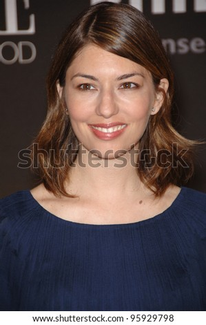 Director SOFIA COPPOLA at the 13th Annual Premiere Magazine Women in Hollywood gala at the Beverly Hills Hotel. September 20, 2006  Los Angeles, CA  2006 Paul Smith / Featureflash