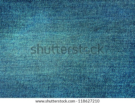 dirty blue fabric texture