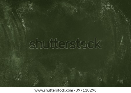 Dirty Chalkboard Background./ Dirty Chalkboard Background - stock photo
