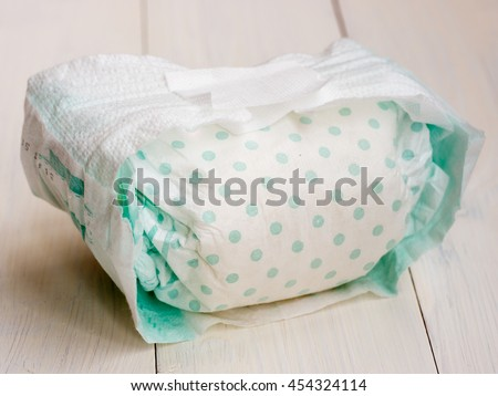 how to change a dirty diaper