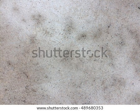 Dirty gray cement floor texture background