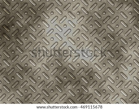 Dirty metal board, texture with drop shaped bulges.
