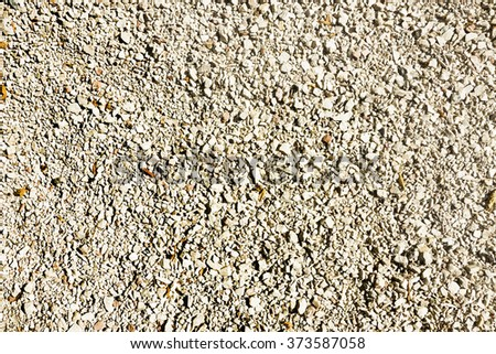 dirty stone white rock texture - stock photo