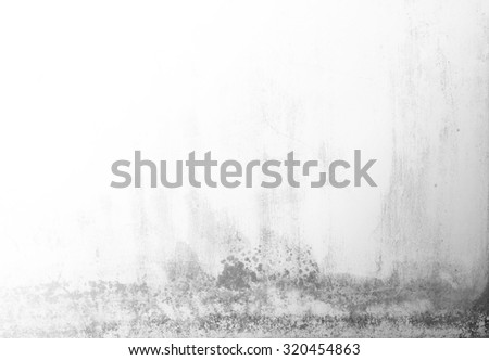 Dirty white wall texture background