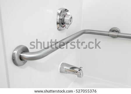 bathroom products aid handrail bar bathtub safety grab rail e
