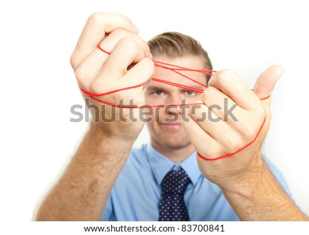 disappointed - stock photo
