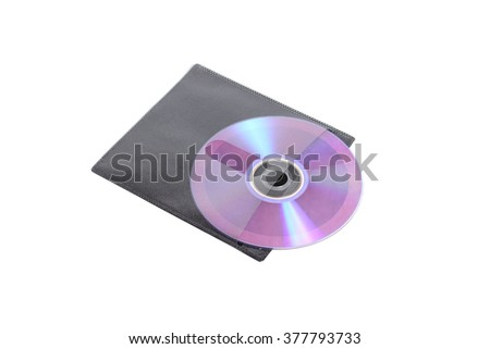 Disc In plastic envelope