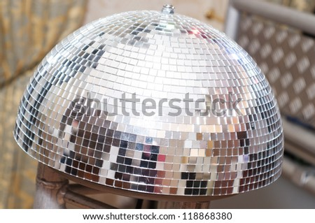discoball - stock photo