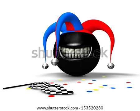 Disguised bomb - stock photo