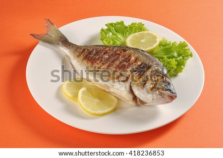 how to cook bream fish