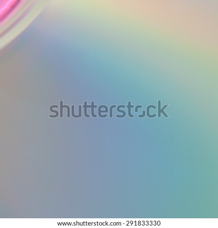 Disk background light reflection - stock photo