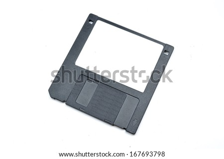 diskette - stock photo