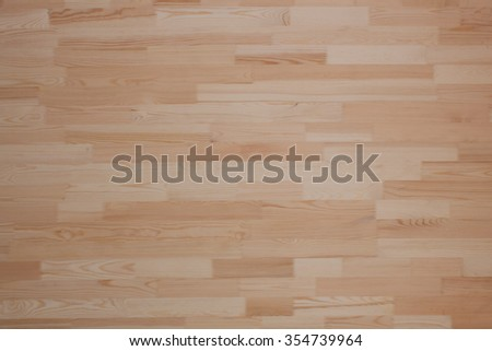 Disposable wooden board