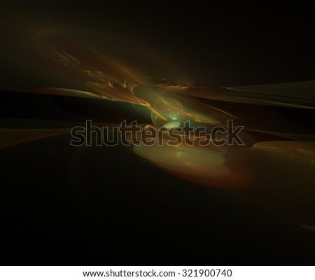 Distant Star Galaxy - stock photo