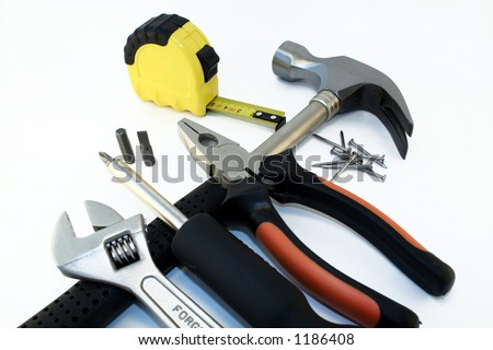 DIY kit #4 - stock photo