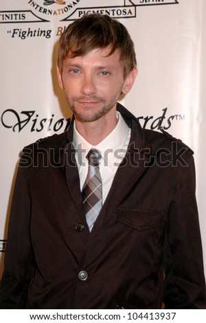 DJ Qualls at the 36th Annual Vision Awards. Beverly Wilshire Hotel, Beverly Hills, CA. 06-27-09