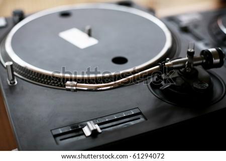 DJ Tools - stock photo