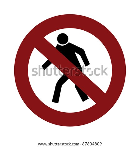 Do Not Enter Sign Authorized Personnel Stock Vector 107089895 ...