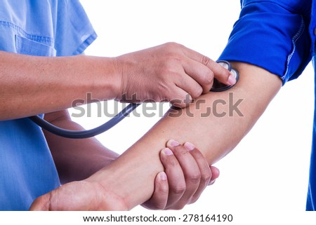 Doctor. - stock photo