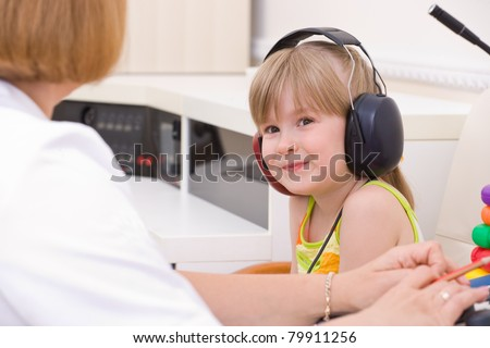 Hearing Test Stock Images Royalty Free Images Amp Vectors