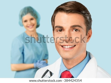 Doctor's Office. - stock photo