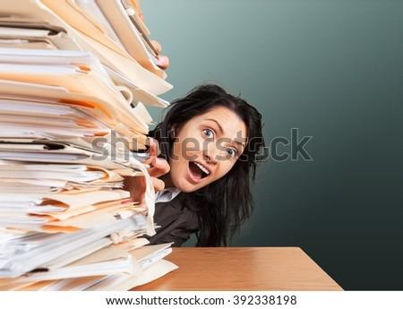 Document. - stock photo