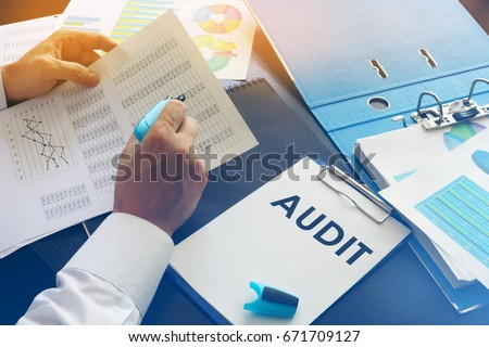 Audit stock images royalty free images vectors shutterstock - Cabinet comptable suisse ...