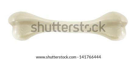 Dog bone - stock photo