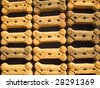 Dog Cookies - stock photo