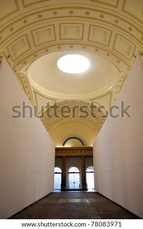 Dome and Hall