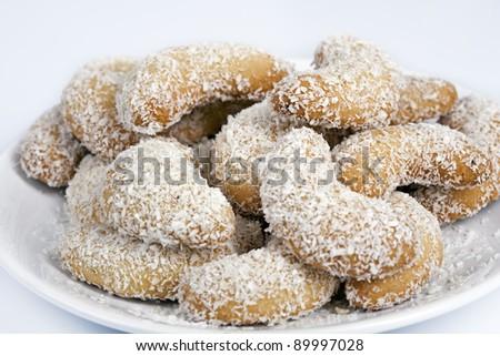 Domestic cakes - stock photo