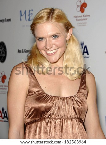 Dominique Swain at 29th Annual The Gift of Life Gala, Century Plaza Hotel, Los Angeles, CA, May 18, 2008