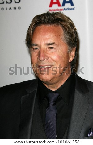 Don Johnson at the 32nd Anniversary Carousel Of Hope Ball, Beverly Hilton Hotel, Beverly Hills, CA. 10-23-10