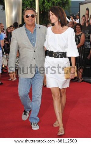 "Don Johnson & wife Kelley Phleger at the world premiere of ""Funny People"" at the Arclight Theatre, Hollywood. July 20, 2009  Los Angeles, CA Picture: Paul Smith / Featureflash"