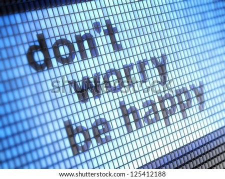 don't worry be happy  Full collection of icons like that is in my portfolio