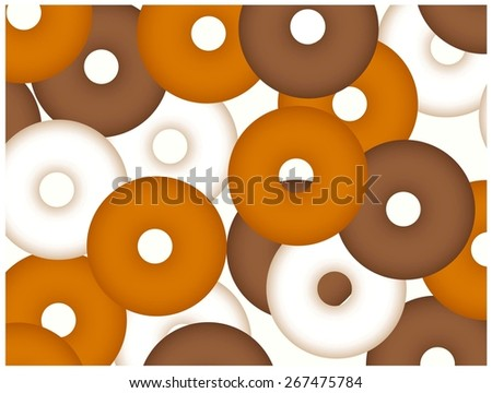 Donuts - stock photo