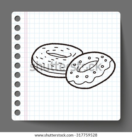 donuts doodle