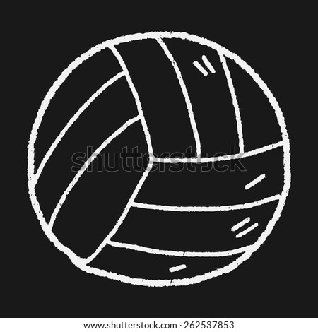 Doodle Volleyball