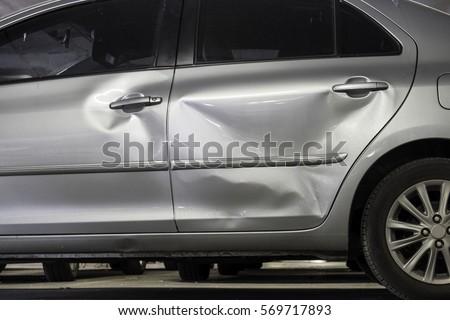 damaged car stock images royalty free images vectors shutterstock. Black Bedroom Furniture Sets. Home Design Ideas