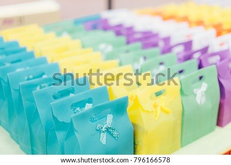 Door gift stock images royalty free images vectors shutterstock doorgift for guest during wedding ceremony negle Image collections